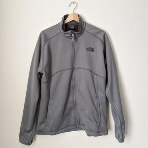 NORTH FACE Sweatshirt Zip Up Jacket Mens Medium